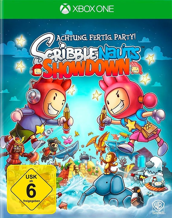 Xbox One - Scribblenauts Showdown (D/F) 785300132260 Photo no. 1