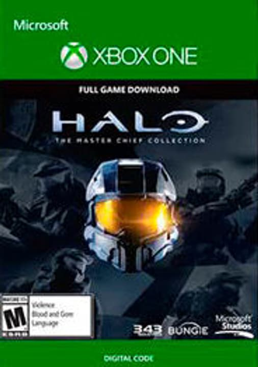 Xbox One - Halo: the Master Chief Collection Download (ESD) 785300135974 Bild Nr. 1