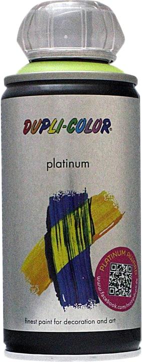 Vernice spray Platinum opaco Dupli-Color 660824000000 Colore Verde Primavera Contenuto 150.0 ml N. figura 1