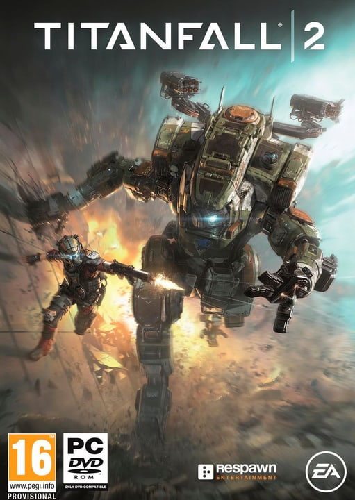 PC - Titanfall 2 Physique (Box) 785300121184 Photo no. 1