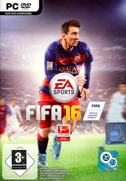 PC - Pyramide: FIFA 16 785300122179 Photo no. 1