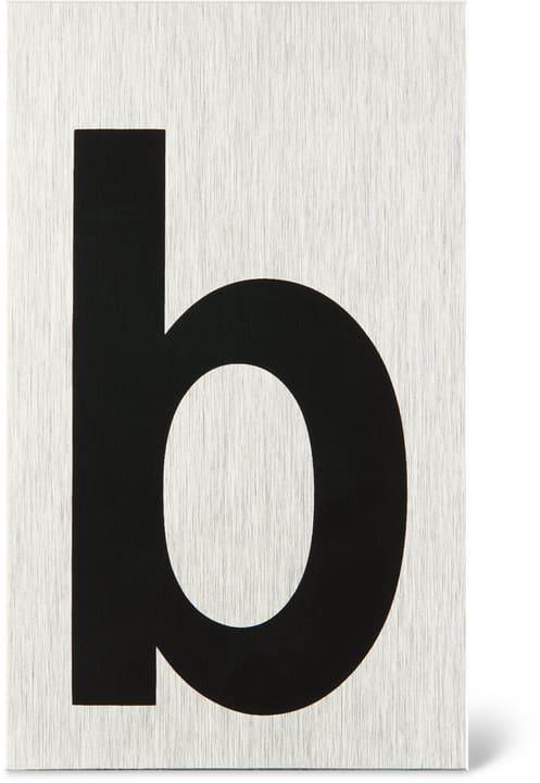 Image of Alpertec Buchstabe b Türschild