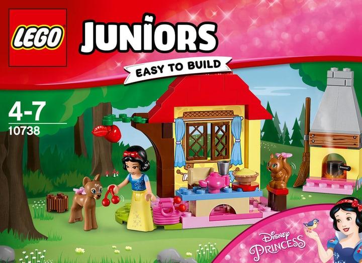 LEGO Juniors Le chalet de Blanche-Neige 10738 748845700000 Photo no. 1