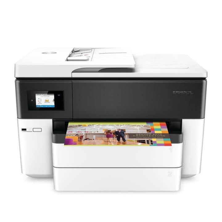 OfficeJet Pro 7740 AiO A3 Drucker / Scanner / Kopierer / Fax HP 79727540000016 Bild Nr. 1