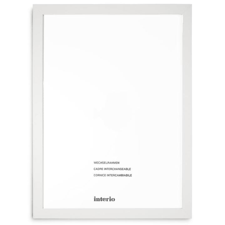 QUADROLINO Cornice 384007200000 Dimensioni quadro 90,5 x 128 Colore Bianco N. figura 1