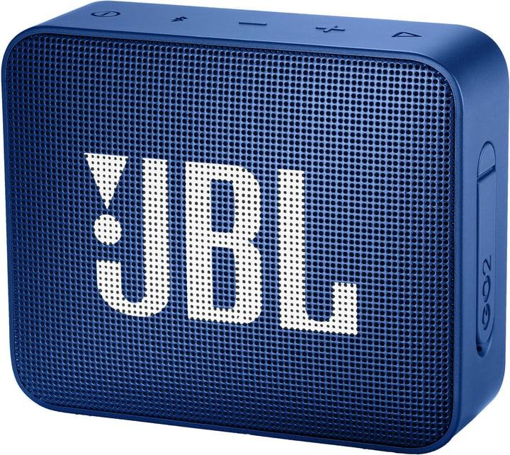 JBL GO 2  - Bleu Haut-parleur Bluetooth JBL 772831400000 Photo no. 1