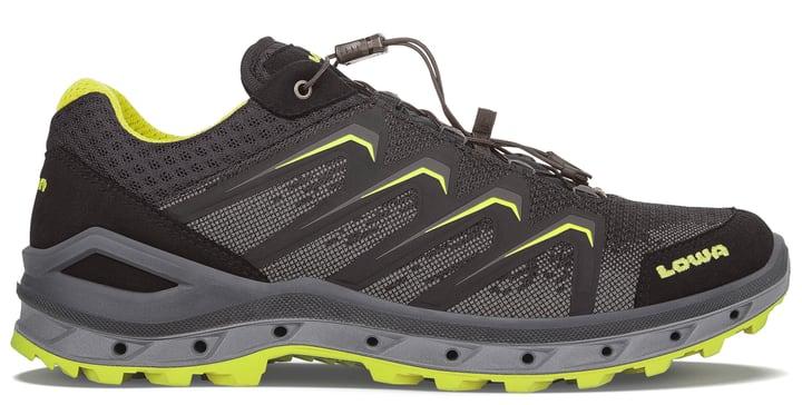 Aerox GTX Lo Chaussures polyvalentes pour homme Lowa 460872940020 Couleur noir Taille 40 Photo no. 1