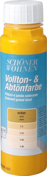 Pittura pien e per digradazione Schöner Wohnen 660900900000 Colore Rossa arancio Contenuto 250.0 ml N. figura 1