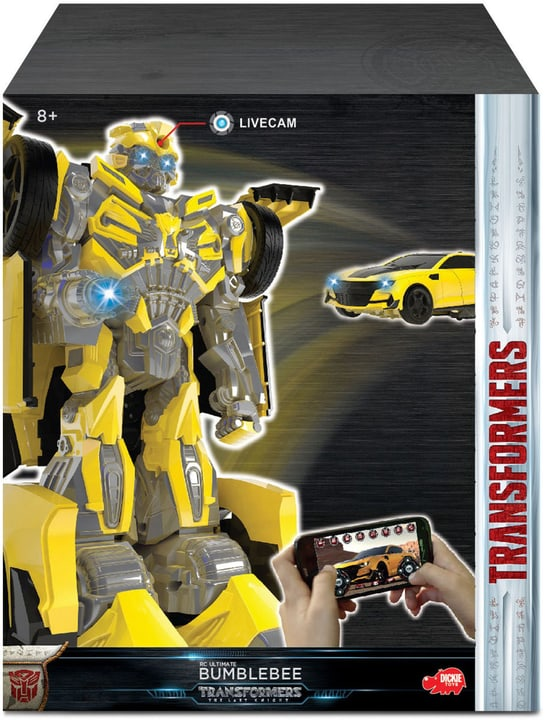 Transformers M5 Robot Fighter Bumblebee 746221900000 Photo no. 1