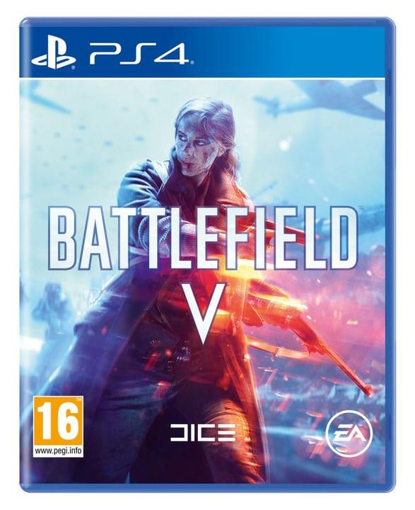 PS4 - Battlefield V Box 785300138227 Bild Nr. 1