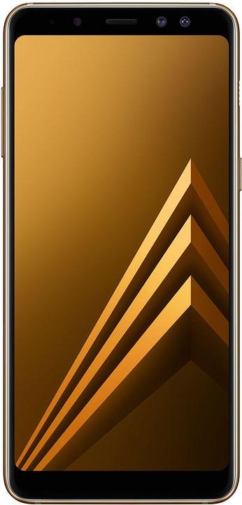 Galaxy A8 Dual SIM 32GB oro Smartphone Samsung 785300131926 N. figura 1