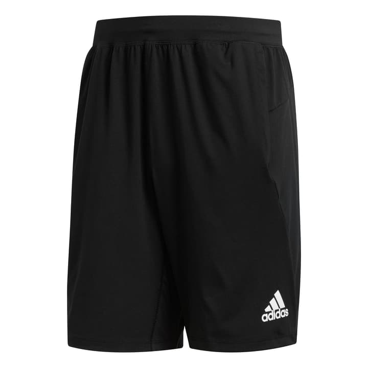 4KRFT Sport Ultimate Knit 9inch Short Short pour homme Adidas 464959400420 Couleur noir Taille M Photo no. 1