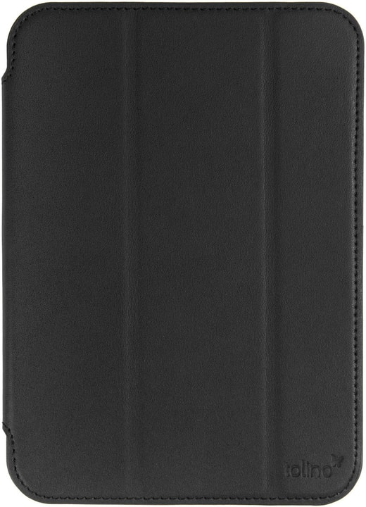 eReader Cover Leder schwarz Tolino 782678400000 Bild Nr. 1
