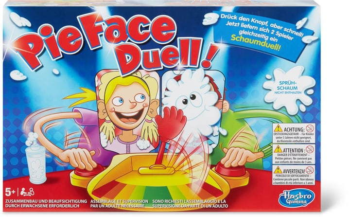 Pie Face Duell (D) 748914690000 N. figura 1