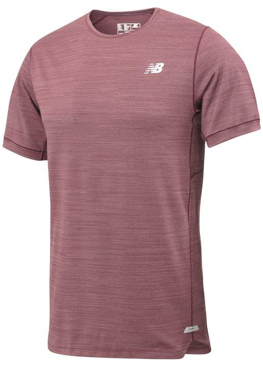 Seasonless SS Herren-T-Shirt New Balance 470184400578 Grösse L Farbe rost Bild-Nr. 1