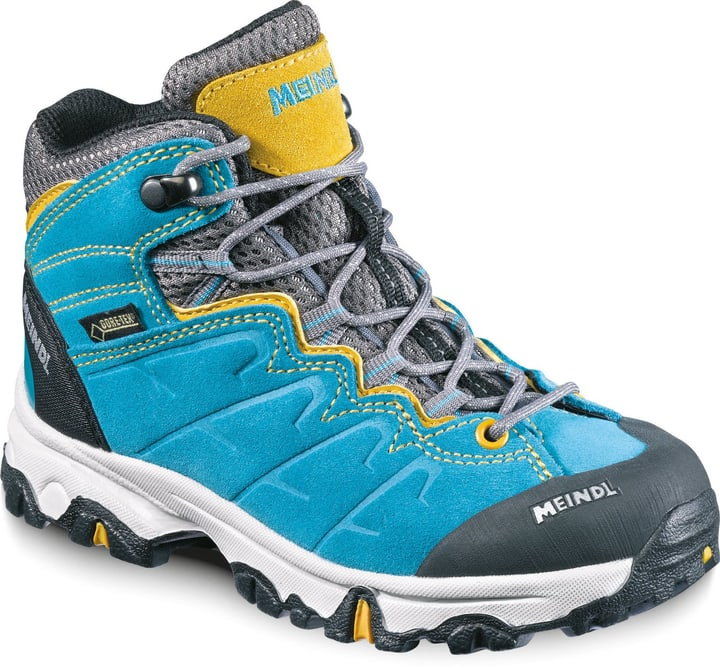 Minnesota GTX Chaussures de randonnée pour enfant Meindl 460867328044 Couleur turquoise Taille 28 Photo no. 1