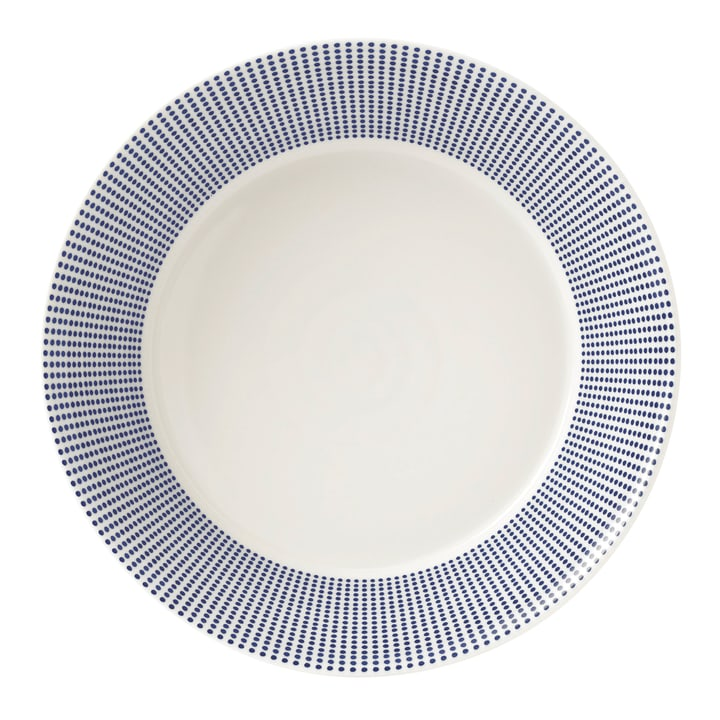 ROYAL DOULTON Pastateller 440256302200 Farbe Weiss / Blau Grösse H: 5.1 cm Bild Nr. 1