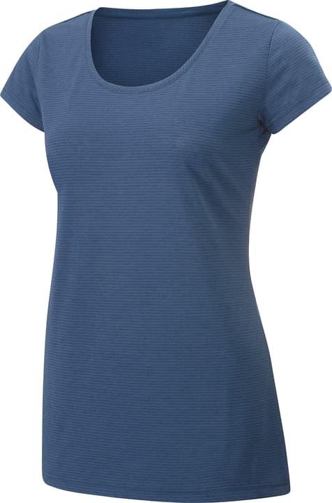 Stripes Shirt Damen Kurzarmshirt Trevolution 461098703843 Farbe marine Grösse 38 Bild-Nr. 1
