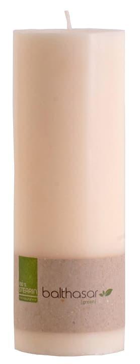 GREEN Bougie cylindrique 440664302011 Couleur Écru Dimensions H: 20.0 cm Photo no. 1