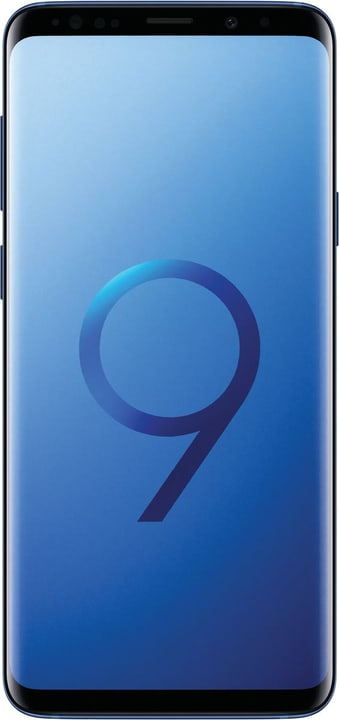 Samsung Galaxy S9+ Coral Blue Smartphone