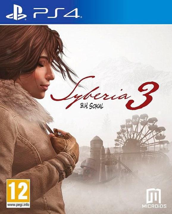 PS4 - Syberia 3 Box 785300122244 Bild Nr. 1