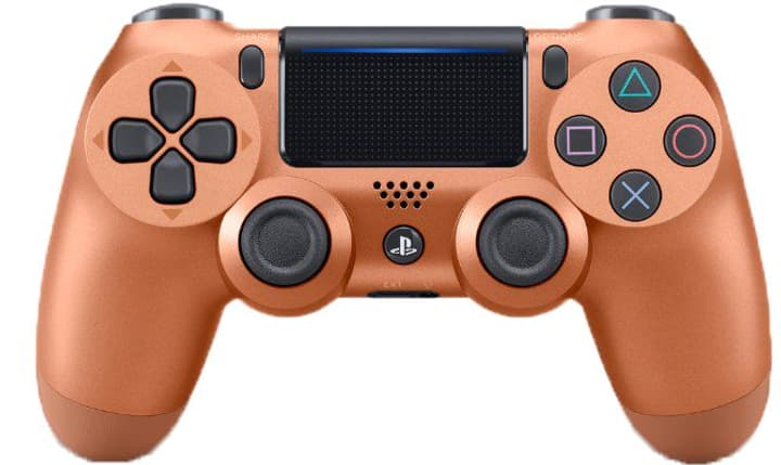 PS4 Wireless DualShock Controller Copper Manette Sony 785300141695 Photo no. 1