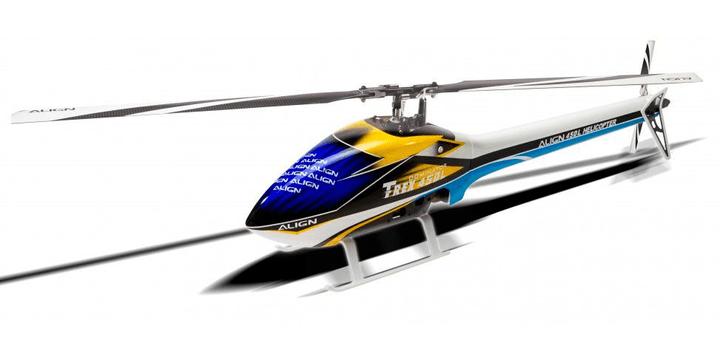 500E Speed Rumpf blue / white 785300127945