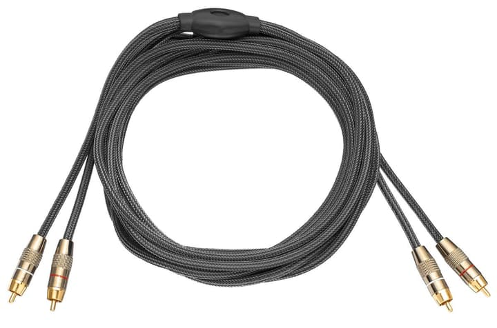 D.30.011 Audio 2x2Cinch Kabel 3m Daymond 770806800000 Bild Nr. 1