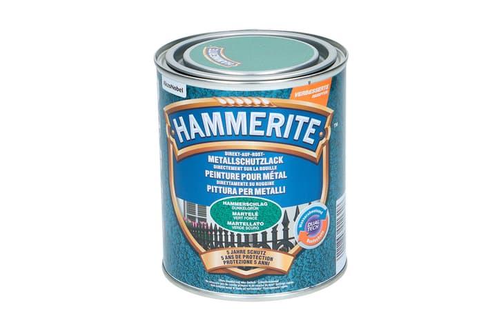 Vernice protettiva verde scuro 750 ml Hammerite 660804500000 Colore Verde scuro Contenuto 750.0 ml N. figura 1