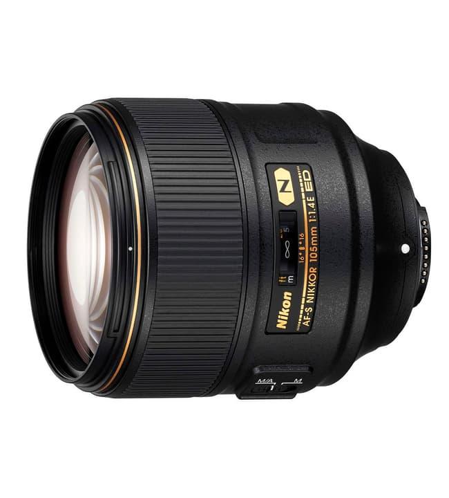 Nikkor AF-S 105mm f/1.4 E ED Objektiv Objektiv Nikon 785300125593 Bild Nr. 1