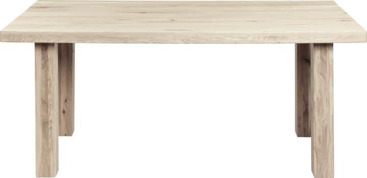 LEONE Esstisch 402255100000 Grösse B: 220.0 cm x T: 90.0 cm x H: 76.0 cm Farbe Grau Bild Nr. 1