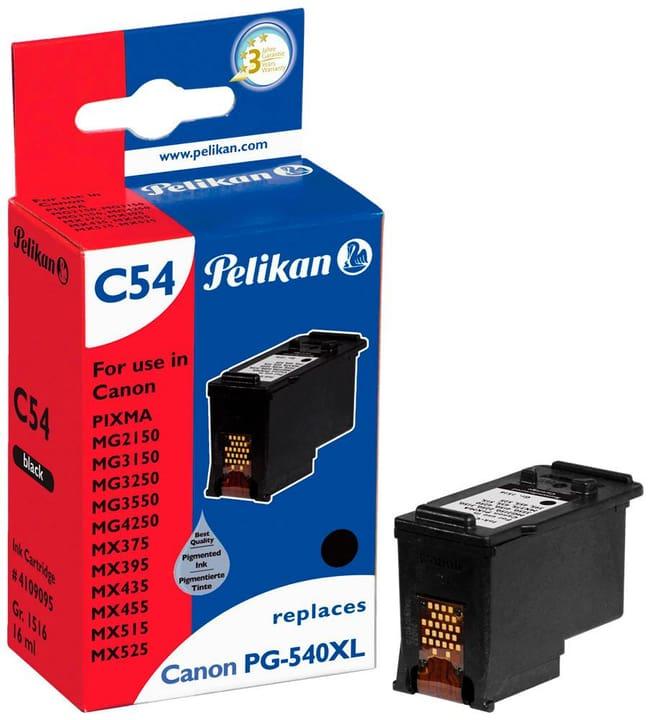 C54 PG-540XL  Schwarz Tintenpatrone Pelikan 785300123283 Bild Nr. 1