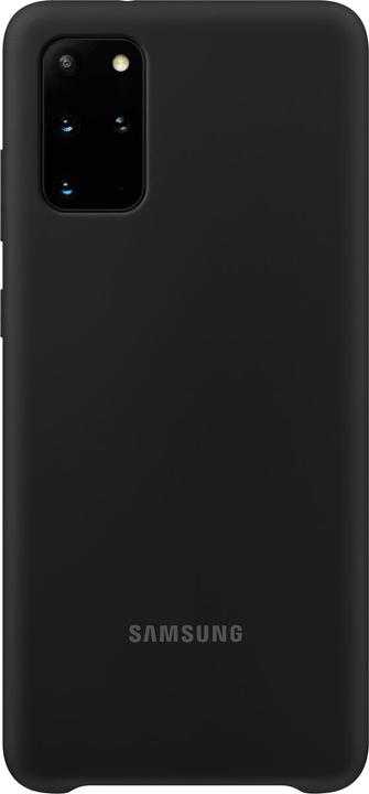 Silicone Cover black Coque Samsung 798657000000 Photo no. 1