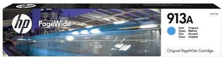 913A cartucce a getto d'inchiostro cyan Cartucce a getto d'inchiostro HP 798533700000 N. figura 1