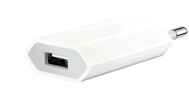 Adaptateur secteur USB 5 W Apple Apple 773554300000 Photo no. 1