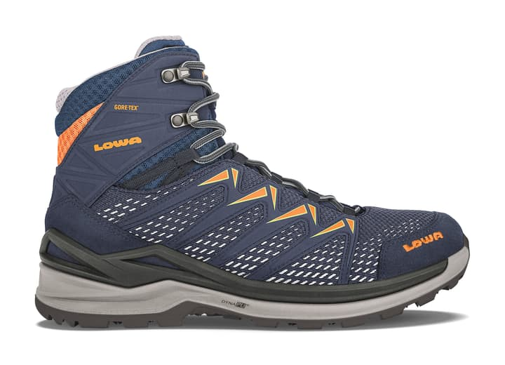 Innox Pro GTX Mid Chaussures de randonnée pour homme Lowa 473319646040 Couleur bleu Taille 46 Photo no. 1