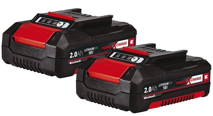 PXC-Twinpack 2,0 Ah Ersatzakku Einhell 616097000000 Bild Nr. 1