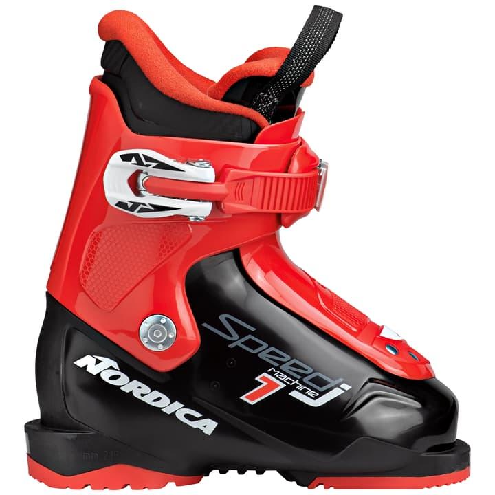 Speedmachine J 1 Kinder-Skischuh Nordica 495311215520 Farbe schwarz Grösse 15.5 Bild-Nr. 1