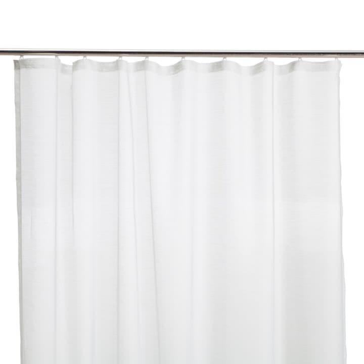 IVECA Rideau prêt à poser 372060000000 Couleur Blanc cassé Dimensions L: 140.0 cm x H: 250.0 cm Photo no. 1