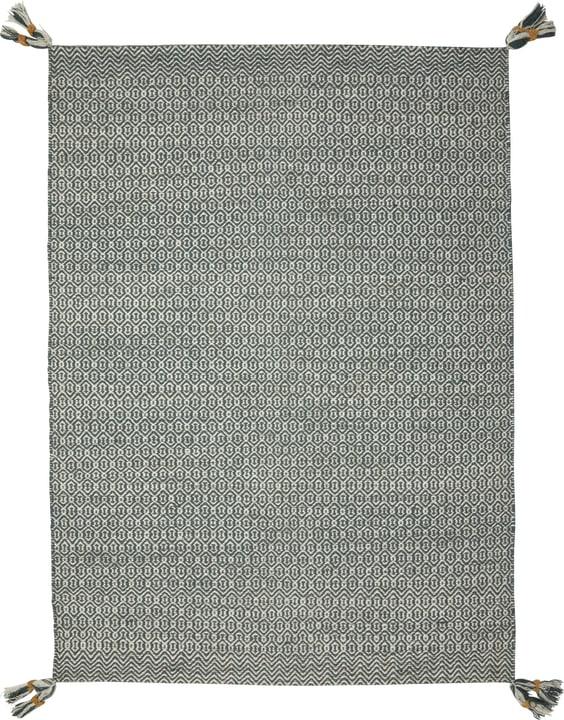 LATOYA Teppich 412015712066 Farbe petrol Grösse B: 120.0 cm x T: 170.0 cm Bild Nr. 1