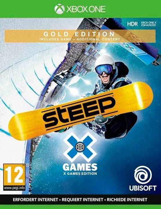 Xbox One - Steep X Games - Gold Edition Box 785300139641 N. figura 1