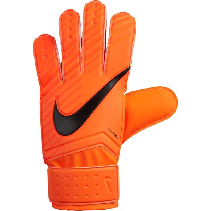 Goalkeeper Football Gloves Gants de gardien de but de football Nike 461925608034 Couleur orange Taille 8 Photo no. 1