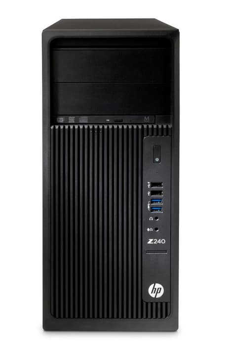 Z240 WorkstatXeon E3 Dekstop HP 785300126334 N. figura 1