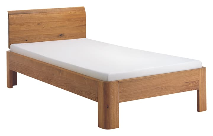 OAKLINE Bett HASENA 403430300000 Farbe Eiche Grösse B: 120.0 cm x T: 200.0 cm Bild Nr. 1