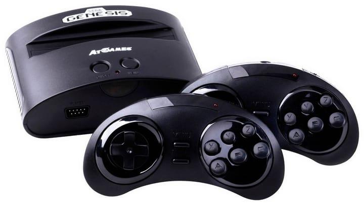 SEGA Mega Drive Retro Games Konsole AtGames 785436400000 N. figura 1