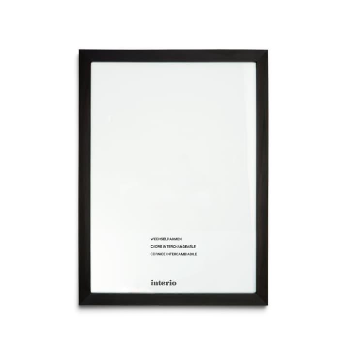 QUADROLINO Cornice 384000504201 Dimensioni quadro 42 x 59.4 (A2) Colore Nero N. figura 1
