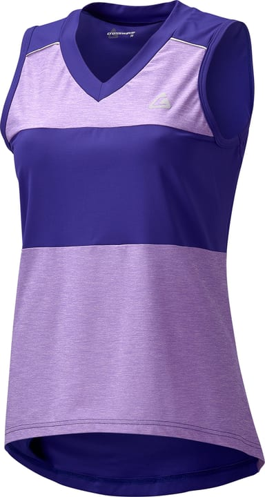 Maillot pour femme Crosswave 461355304245 Couleur violet Taille 42 Photo no. 1