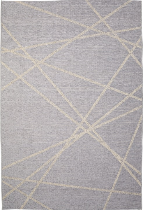 BEATRITZ Teppich 412017613180 Farbe grau Grösse B: 130.0 cm x T: 190.0 cm Bild Nr. 1