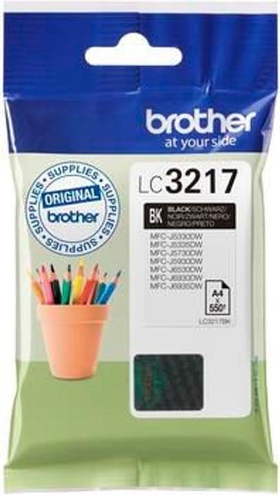 LC-3217BK Tintenpatrone schwarz Tintenpatrone Brother 798538200000 Bild Nr. 1