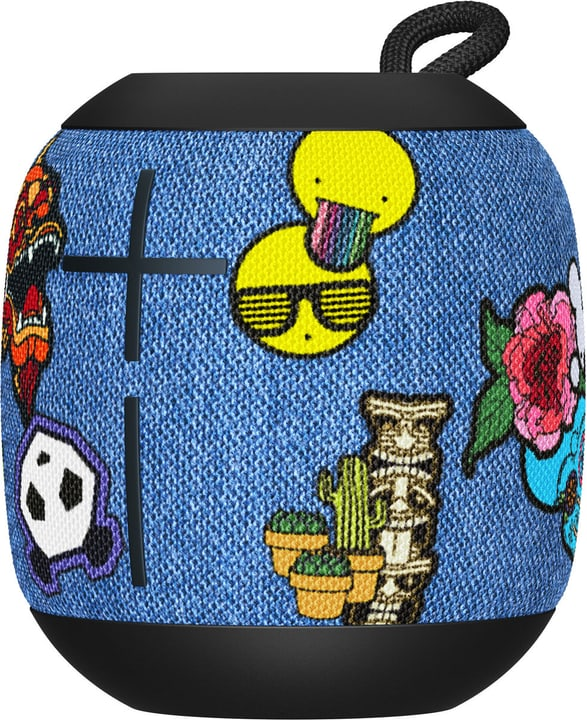 Wonderboom - Patches Haut-parleur Bluetooth Ultimate Ears 772827000000 Photo no. 1